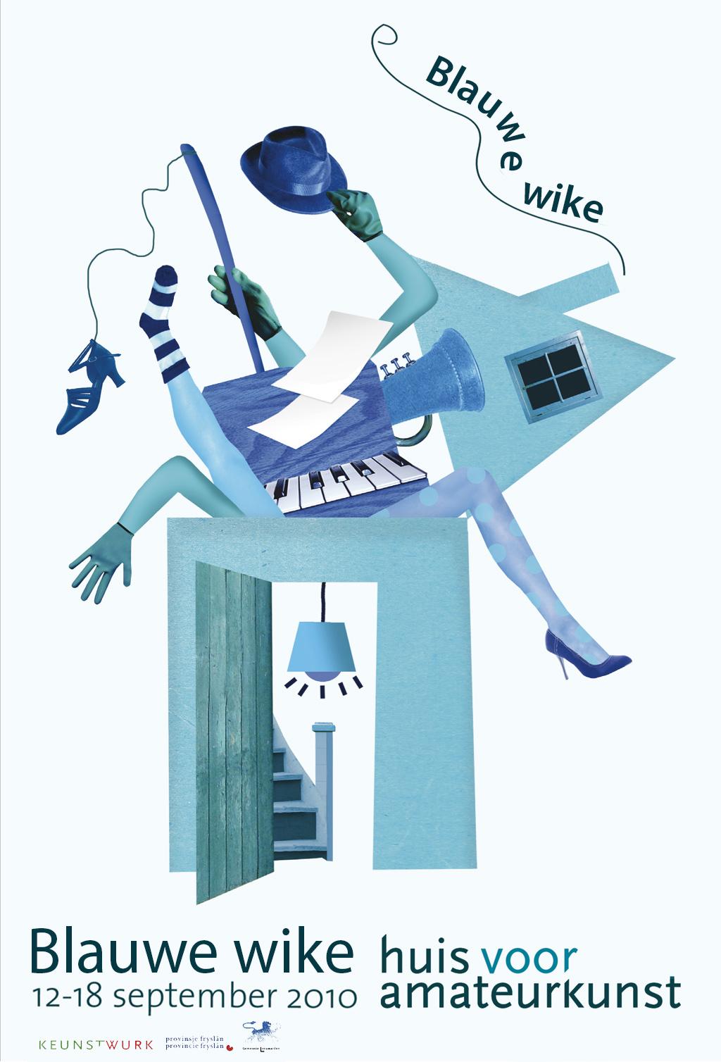 blauwewikeposter