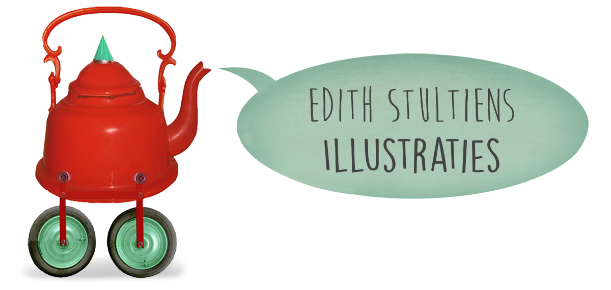 Edith Stultiens Illustraties