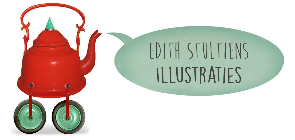 Edith Stultiens Illustraties